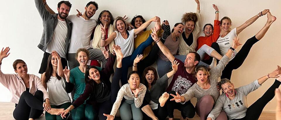 Yoga Teachers Traing in Germany
